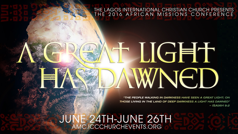 African Missions Conference - A Great Light Has Dawned